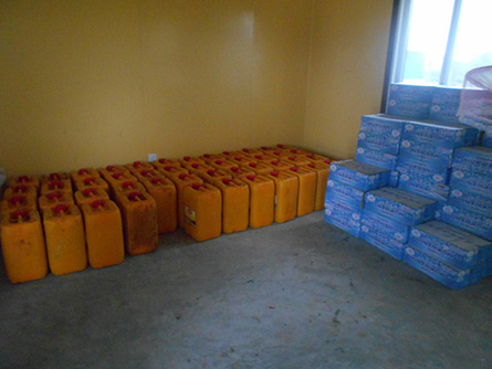 Stored Aid